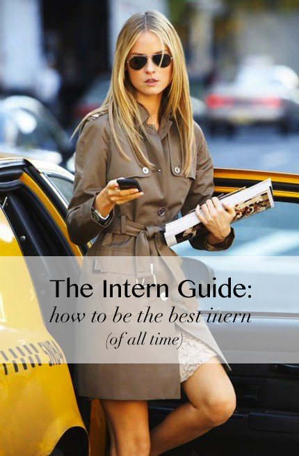 The Intern Guide