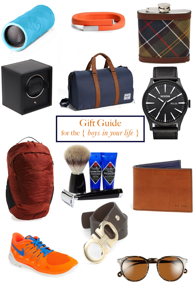 Gift Guide for the Boys