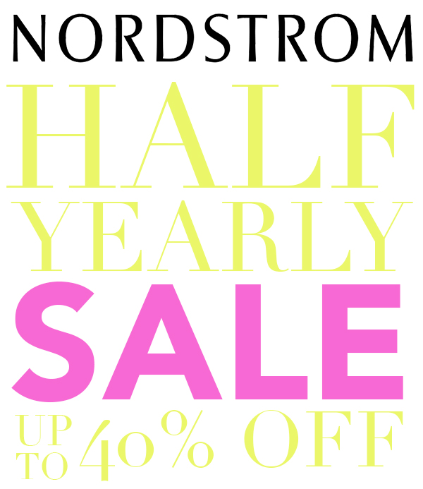 Alright, y'all! Today is the day this is what we've been training for! The Nordstrom Anniversary Sale Early Access launched today for card holders! Honestly, this is my favorite time to shop the sale. The items included this year are top notch and, to be honest, I like everything so much more than the items that were included in the sale last year.