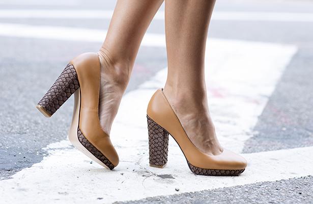 Shoes of Prey - Bonjour Blue