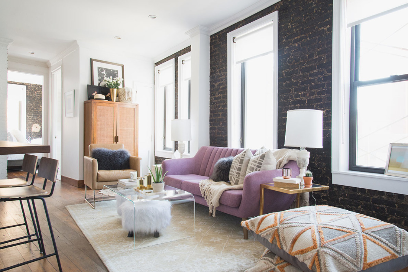 Apartment Tour: Lo Bosworth