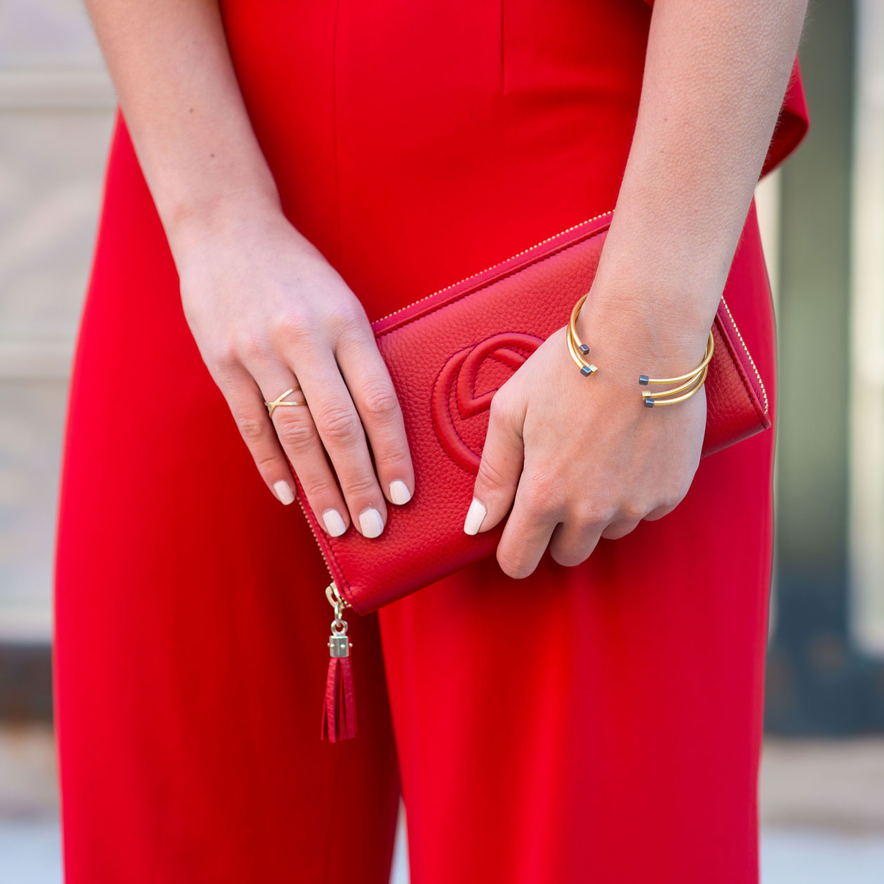 red-jumpsuit-details
