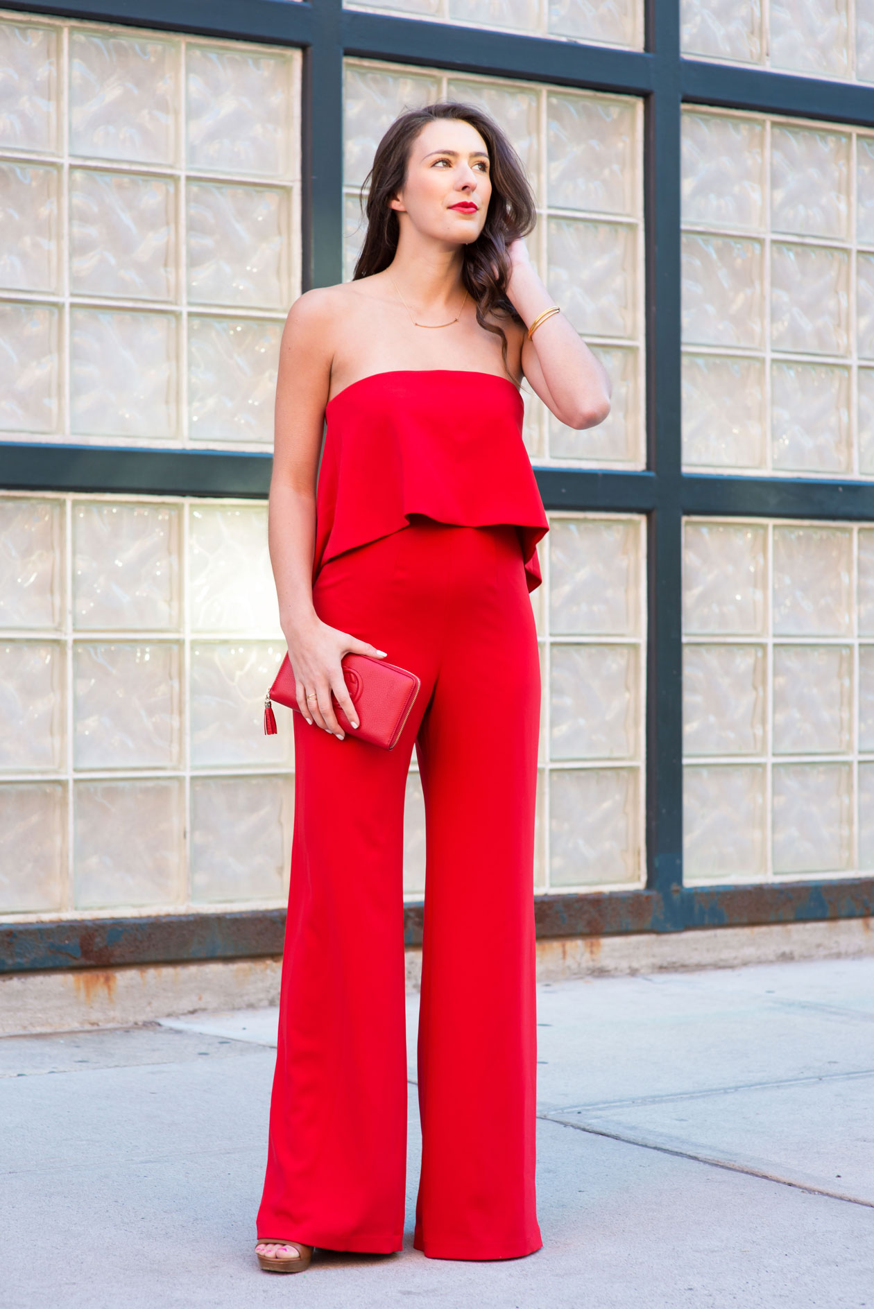 red-jumpsuit