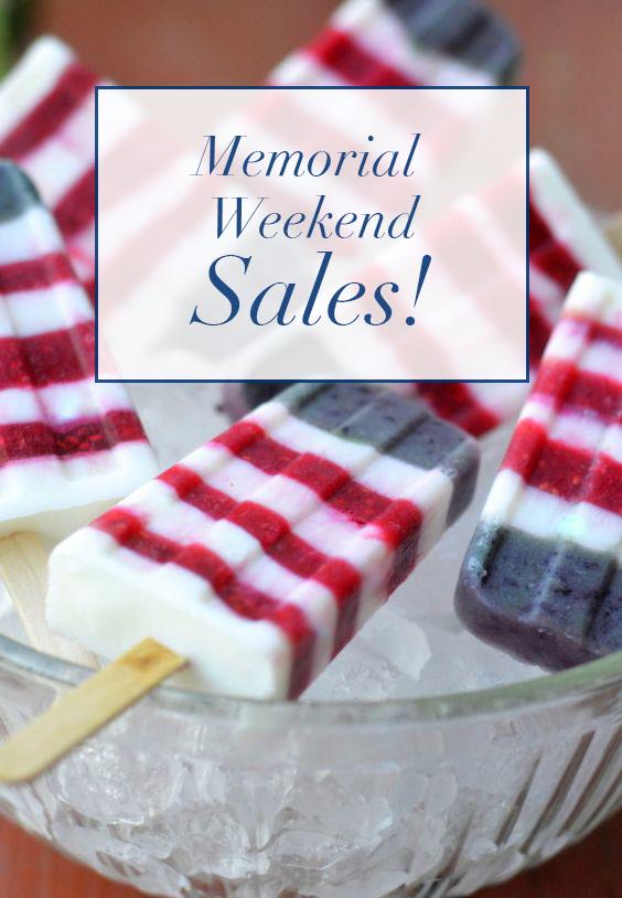 memorial day sales copy