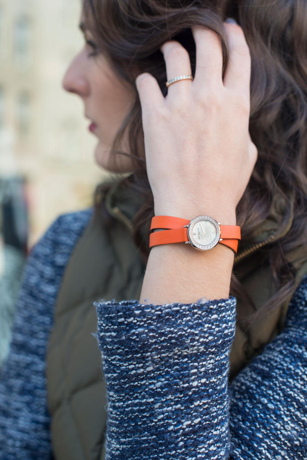 baume-et-mercier-petite-promeese-orange-watch