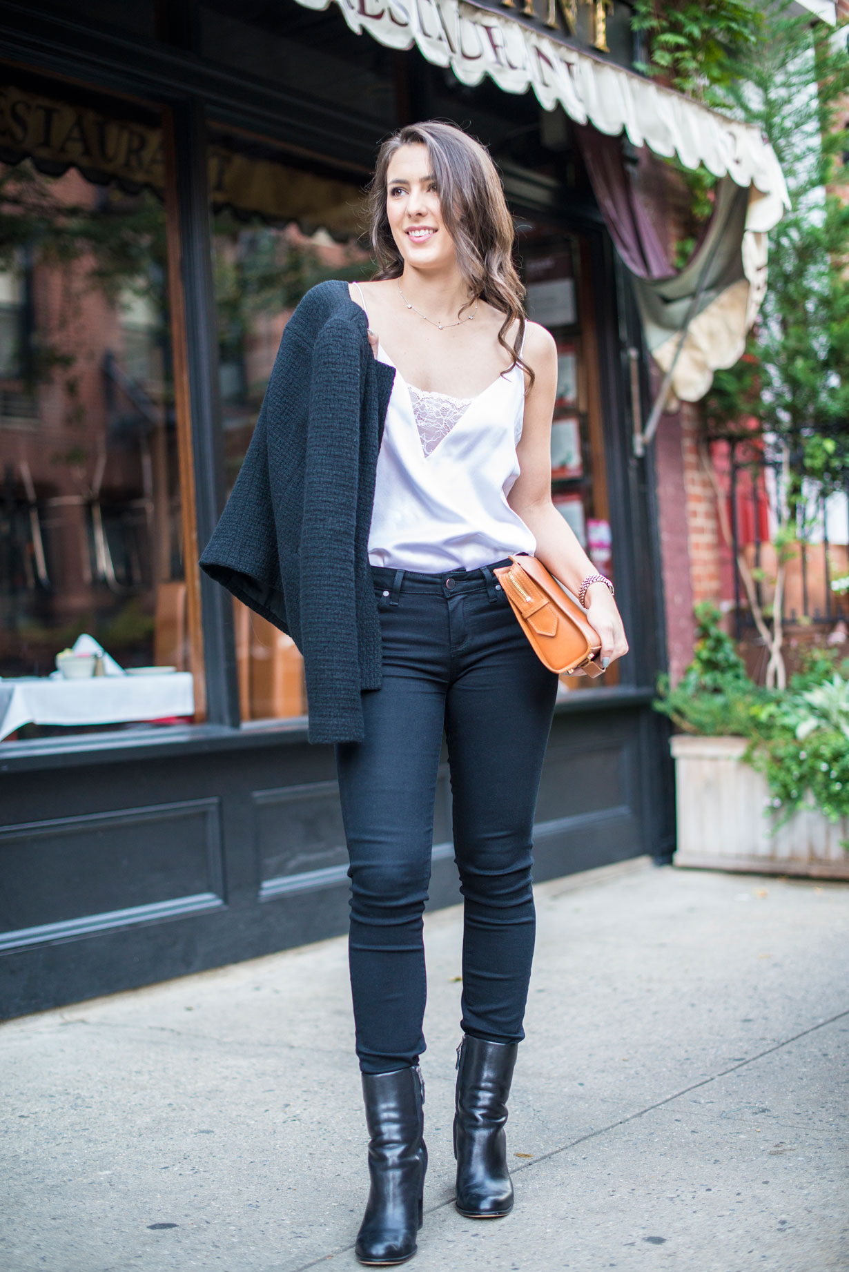 sam-edelman-boots-paige-denim-pants-landing-nyc-silk-and-lace-cami-made-in-new-york