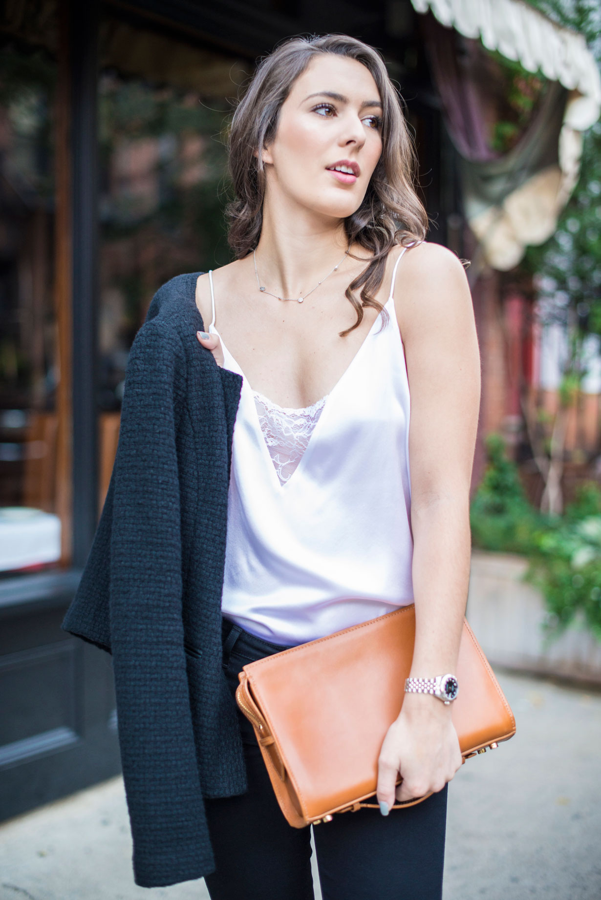 silk-made-in-america-cami-with-lace-gigi-new-york-clutch-vince-jacket