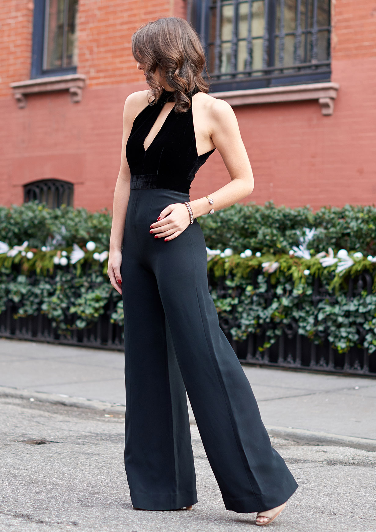 black-velvet-jumpsuit
