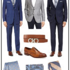 Wedding Wednesday: Men's Edit
