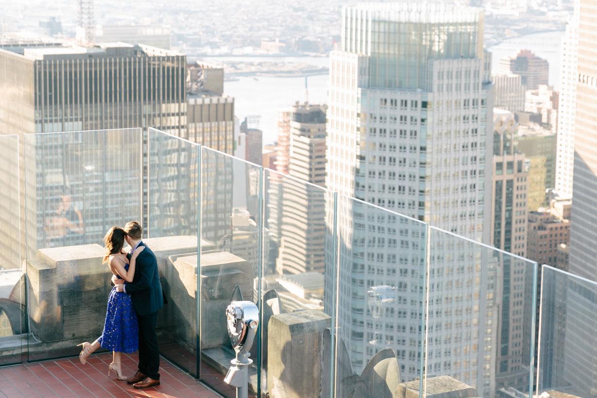 Samantha Metell of Bonjour Blue in New York