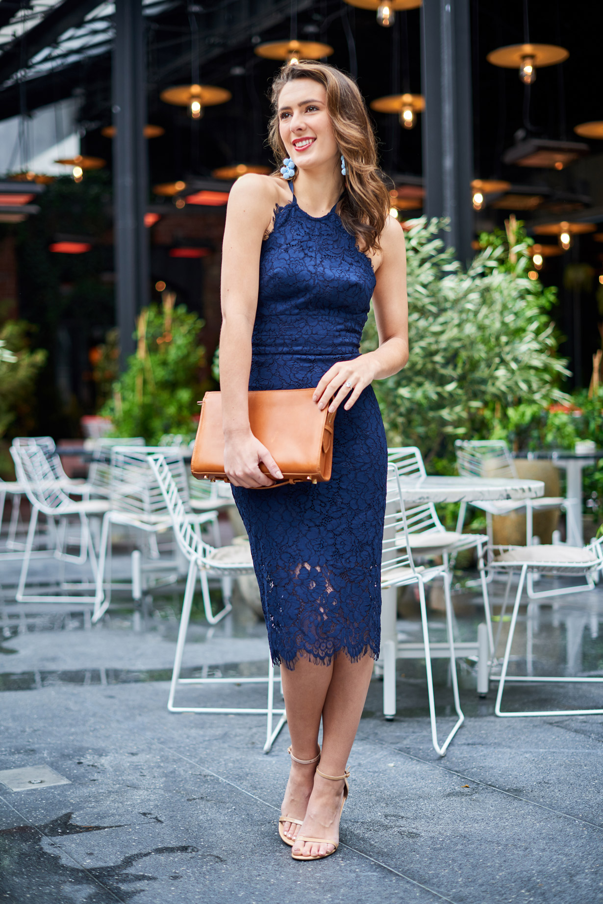 Shoes to wear with navy blue lace dress style guru for What kind of shoes to wear with wedding dress