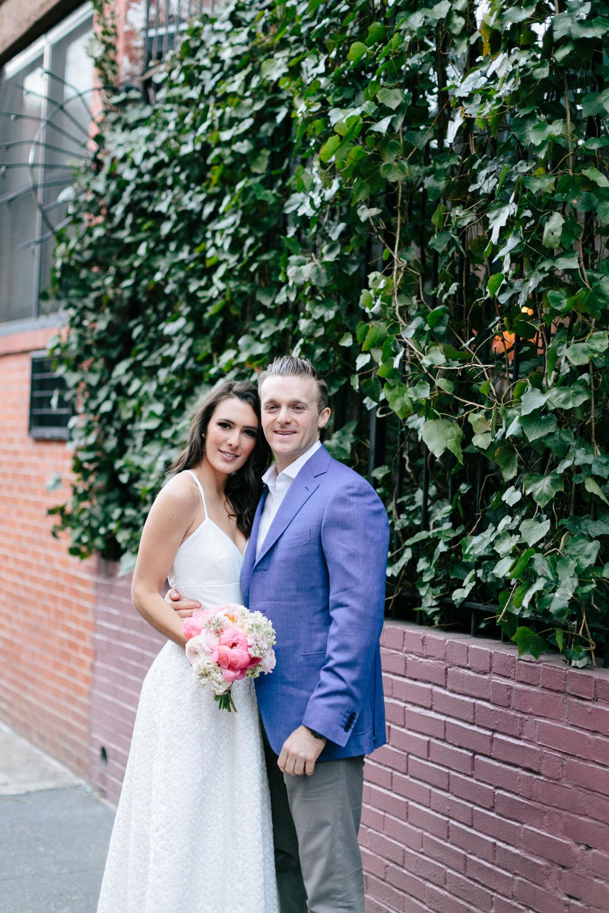 Samantha Metell of Bonjour Blue Wedding Engagement