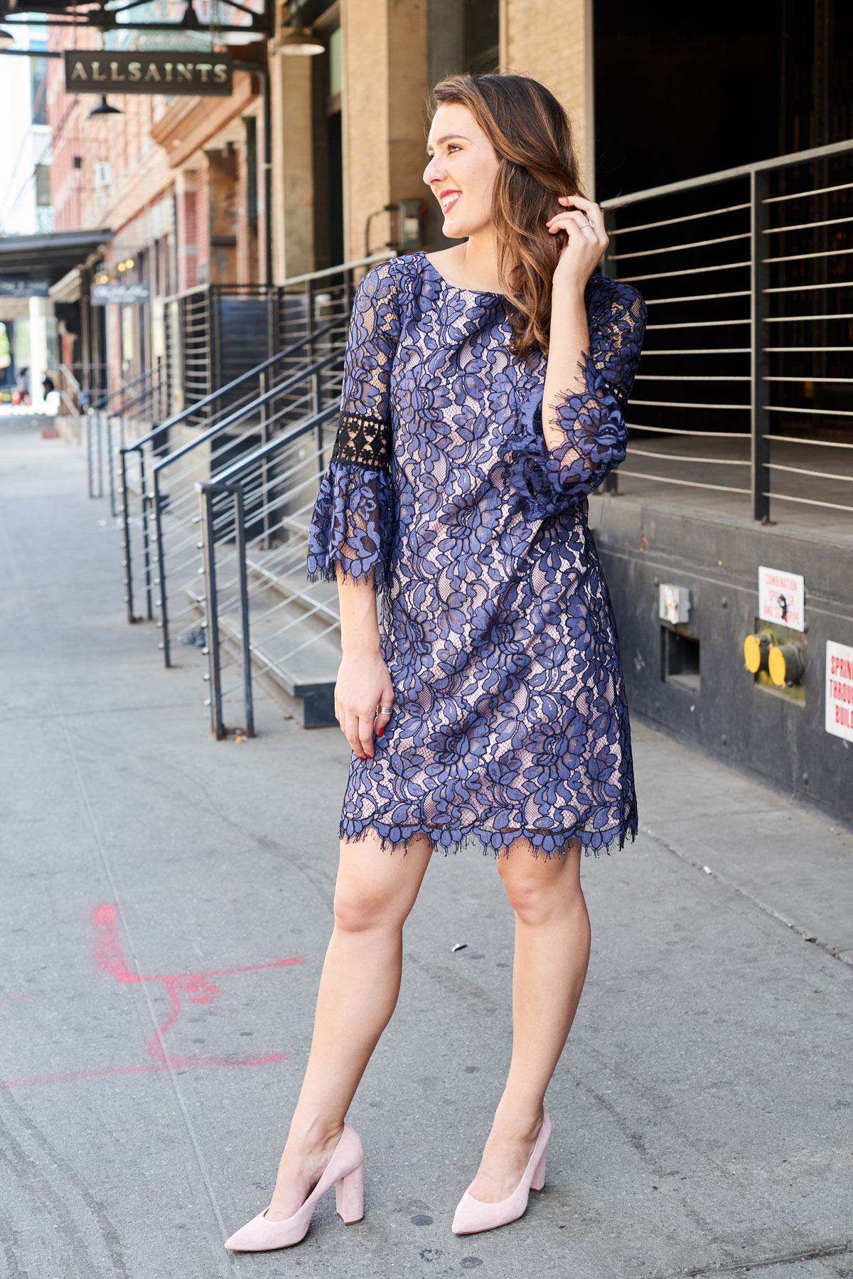 Samantha Metell of Bonjour Blue personal style blog NYC