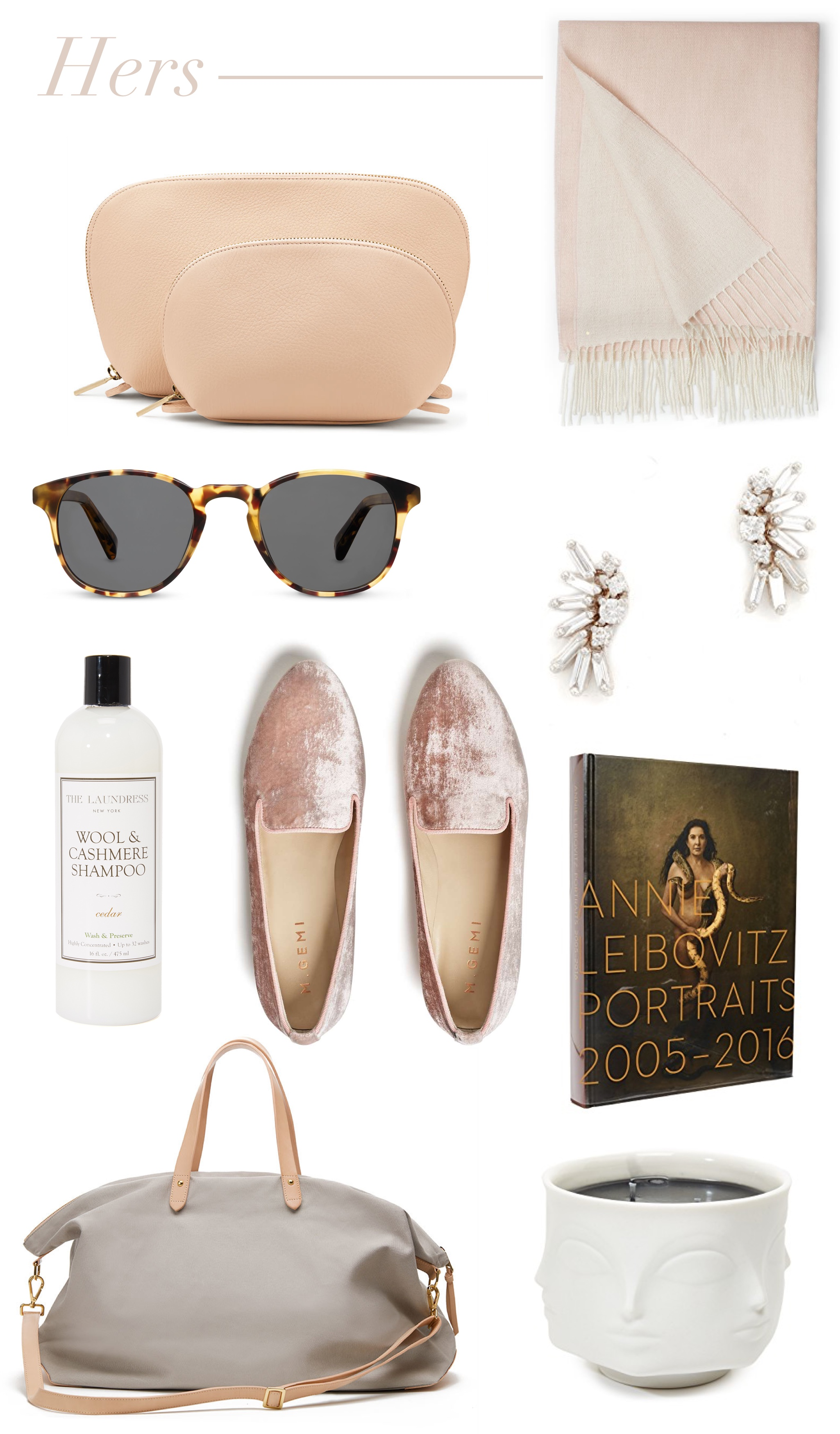 Gift Guide for the Chic Traveling Minimalist