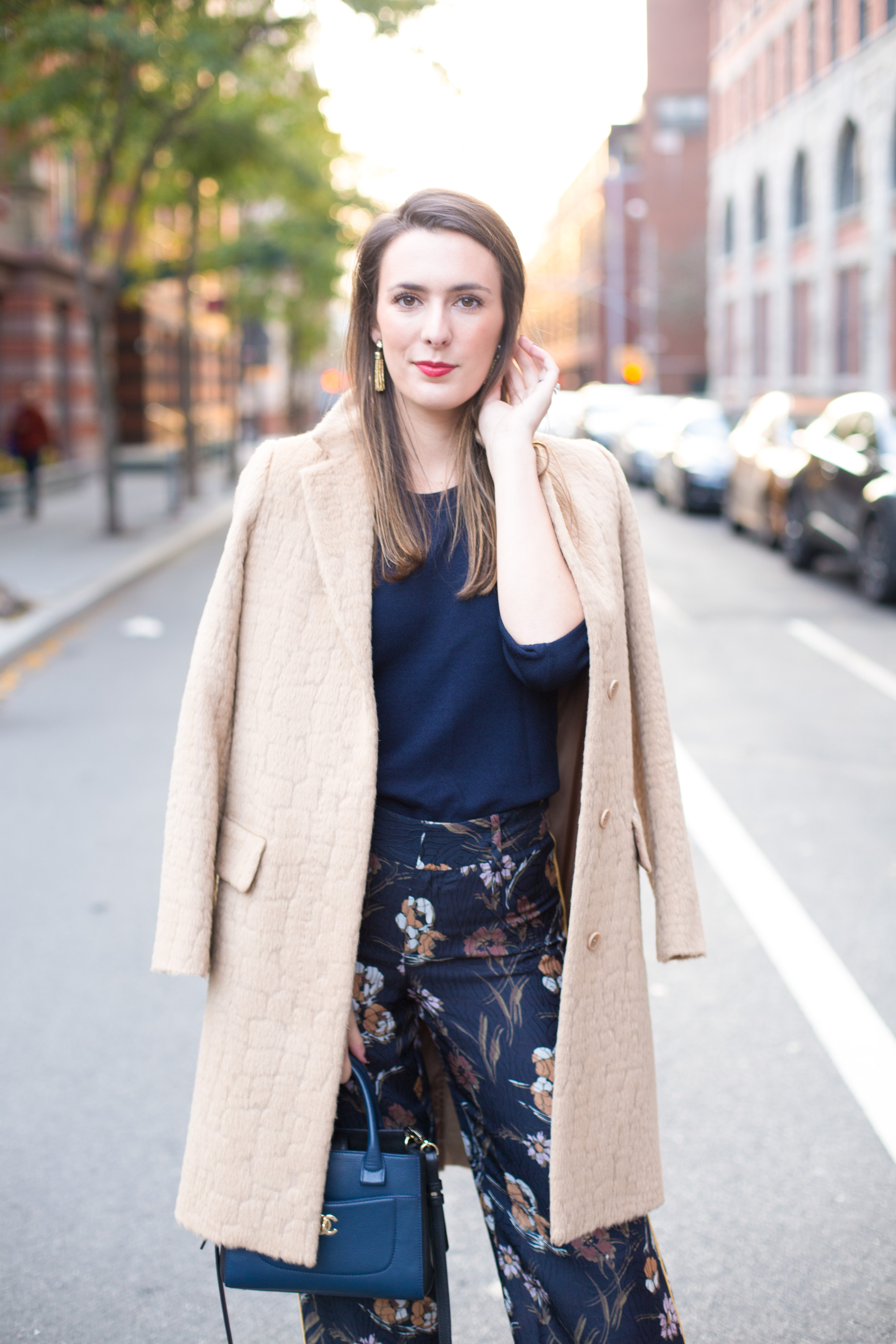 Samantha Metell New York City Based Style and Beauty Blogger